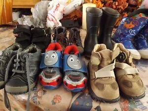 Boys Snow Boots/Rain Boots, Hicking Boots and Shoes