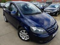2007 Volkswagen Golf Plus 2.0 TDI PD GT 5dr
