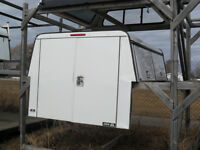 Used Work Canopies Built for the 09-14 Ford F-150 short box  6.6 Red Deer Alberta Preview