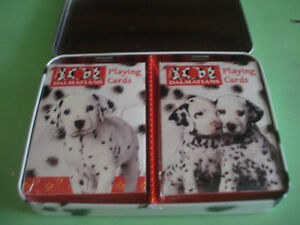 Collectible Disney 101 Dalmations Movie Playing Cards~ Brand New