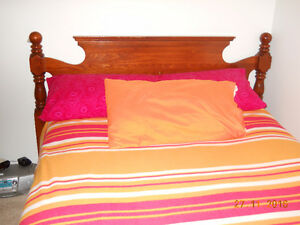 Double Bed and Boxspring London Ontario image 3