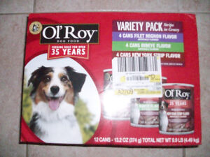 Ol Roy Canned Dog Food
