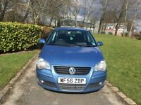 Volkswagen Polo 1.2 64 PS S (blue) 2006