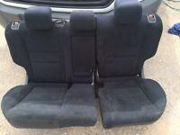 Honda Civic 2007 seats front and back
