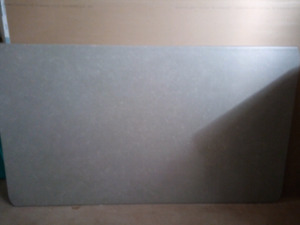 Grey laminate counter top