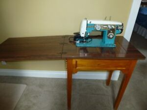 Bristol Sewing Machine and table