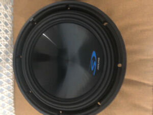 Alpine type s subwoofer