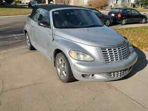 PT Cruiser Touring Convertible 2005