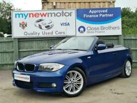 image for 2011 BMW 1 Series 2.0 120d M Sport 2dr Convertible Diesel Manual