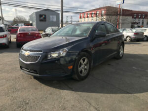 2014 Chev Cruze 2LTw/ Leather Loaded-NEW MVI- $65 o.a.c weekly!