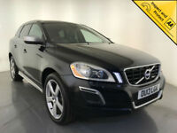 2013 VOLVO XC60 R-DESIGN LUX NAV D5 AWD AUTOMATIC 4WD DIESEL SERVICE HISTORY