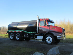 2002 Volvo VHD HEAVY SPEC Water truck or as a Cab & Chasis - WOW