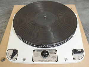 Looking to purchase Thorens or Garrard Transcription Turntable