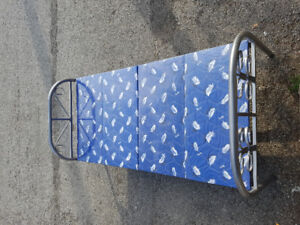 Metal Folding Bed - Great Value