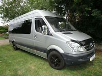 Mercedes-Benz Sprinter Rear Lounge Campervan like RS Equinox, Sc Sporthomes