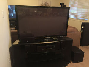 "50"" Panasonic Plasma TV"
