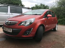 Vauxhall Corsa SE 1.4 5 Door Hatchback, 60400 miles