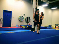 Private and semi-private classes with Atlantic Cirque Moncton