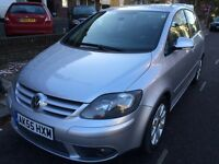 VW Golf Plus 2.0Tdi GT 140 Low mileage 87300