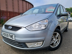 🔥CLEAN CONDITION🔥 FORD GALAXY ZETEC 2.0 TDCI (59) F.S.H HPI CLEAR!