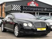 2005 Bentley Continental 6.0 GT 2dr Petrol black Automatic