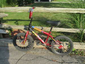 Kid's Bike - 16 inch wheels