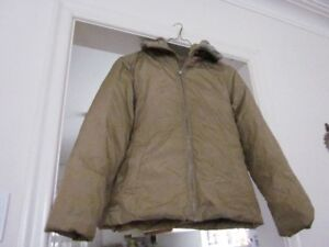"""Very Gently Used LADIES """"OMPHALOS"""" HOODED WINTER COAT - Size M"""