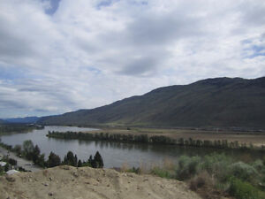 Fabulous view lot with unobstructed views of North Thompson