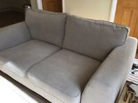 Fantastic DFS Sofa in Stone colour excellent condition