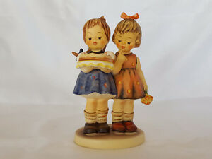 Goebel & Hummel Figurine #176 - Birthday Girls