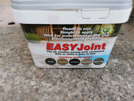 Easy joint all weather paving joint compound