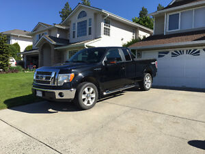 2009 Ford F-150 Lariat 4X4 - Quad Cab - Low KMs