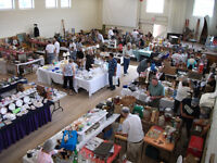 7th Annual Enderby Antiques & Collectibles Sale!!!