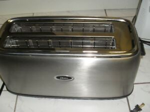 Oster Stainless Steel Toaster