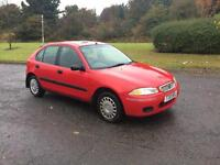 Rover 214 1.4 16v Si LOW MILES