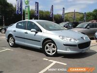 2005 PEUGEOT 407 2.0 HDi 136 S Low Miles Cruise Climate Control New MOT