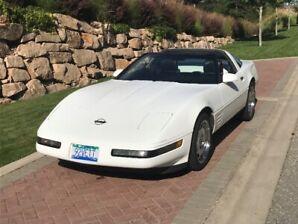 1992 C4 Corvette Coupe