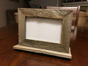 Weathered Wood Picture Frames or Mirror Frames