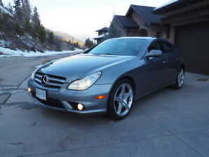 2010 Mercedes Cls 550 AMG LOW Km's Excellent Cond. Price obo!