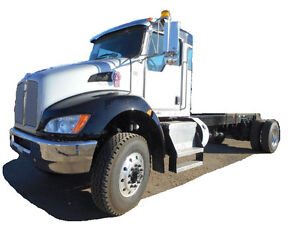 2015 KENWORTH T370 4X4 NEW Cash/ trade/ lease to own terms.