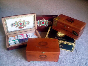 Storage Box, craft boxes excellent for building guitars!