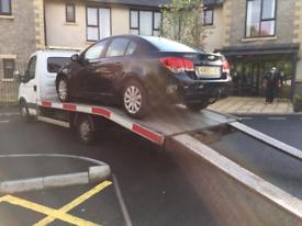 24/7 vehicle breakdown recovery / transportation