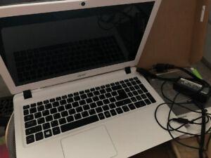"""Manufacturer Refurbished Acer Aspire ES 15 15.6"""" Laptop"""