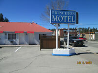 PRINCETON MOTEL FOR SALE