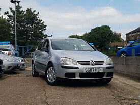 2007 (07) Volkswagen Golf 1.6 FSI ONLY 14K MILES DONE! YES ONLY 14K MILES!