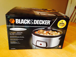 Black and Decker Slow Cooker (new)