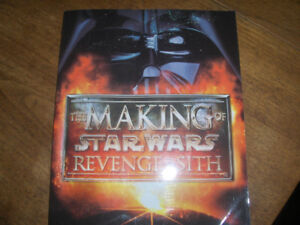 The making of Star Wars book.