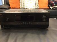 Sony cinema receiver amplifier STR DH520