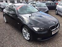 2006 BMW 3 SERIES 325i SE COUPE AUTOMATIC FULL CREAM LEATHER
