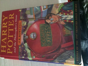 harry potter and the philosophers stone hardcover